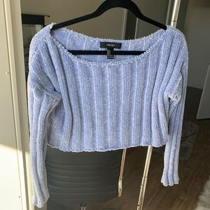 cropped sweater S